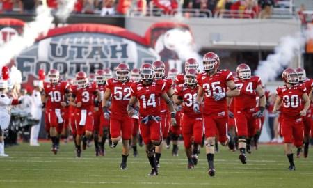 University of Utah Football vs San Jose State, September 25, 2010