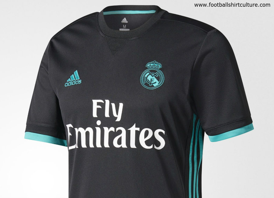 Real Madrid Away Kit Real Madrid 2017-18 Adidas Away Kit | 17/18 Kits