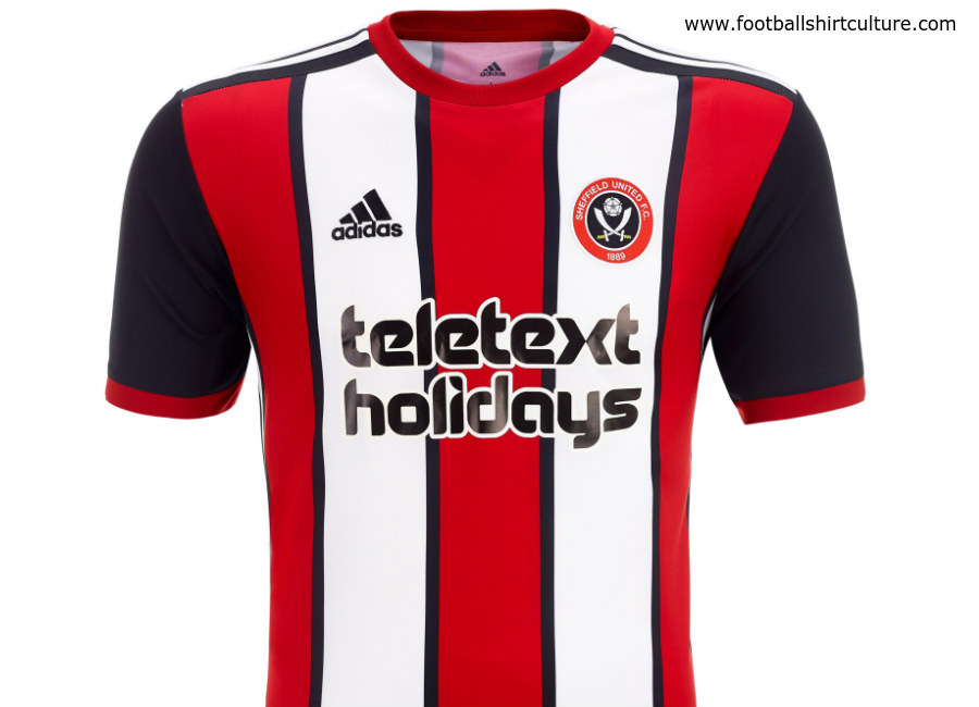 Sheffield United Iphone Wallpaper Sheffield United 17 18 Adidas Home Kit 17 18 Kits