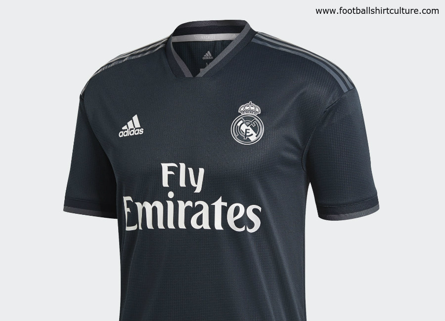 Real Madrid Away Kit Football Shirt Blog - Latest Football Kit News