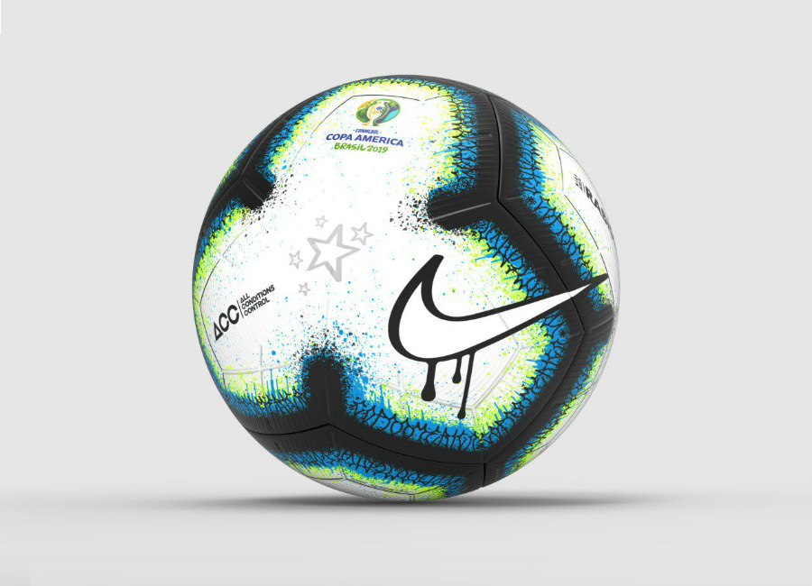 Falling From Stars Wallpaper Nike Rabisco 2019 Copa Am 233 Rica Match Ball Equipment