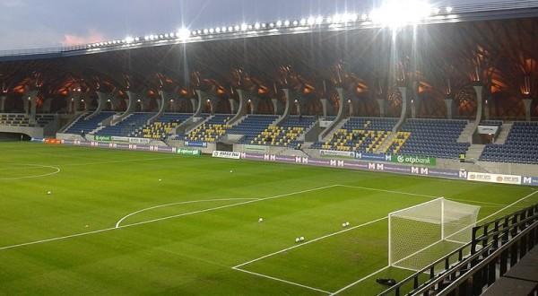 La moderne Pancho Arena, d'une capacité de deux fois la ville. / © Schrödischröd