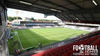 Stade du Roudourou - EA Guingamp Guide   Football Tripper