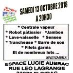 Loto 13 octobre 2018