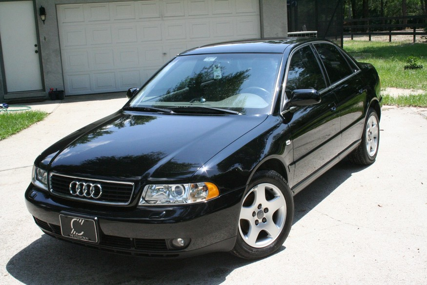 Audi A4 28 1993 Technical specifications Interior and Exterior Photo
