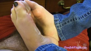 Image4 for Sneaky Office POV Footjob, boobs, rimjob, anal