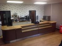 Secondhand Shop Equipment | Reception Desks and Shop ...
