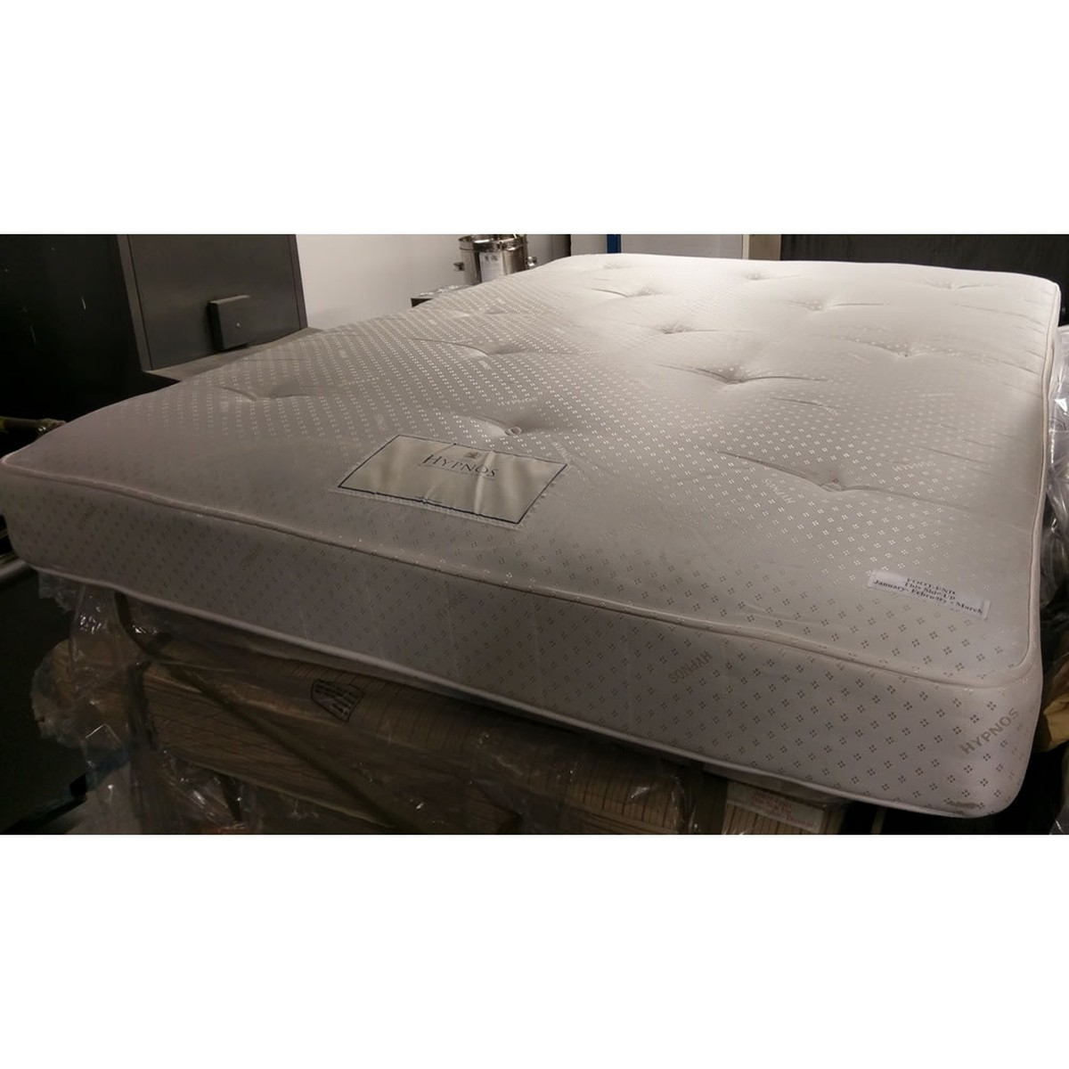 Second Hand King Size Mattress Secondhand Hotel Furniture Beds Ex Hotel Hypnos Beds Singles