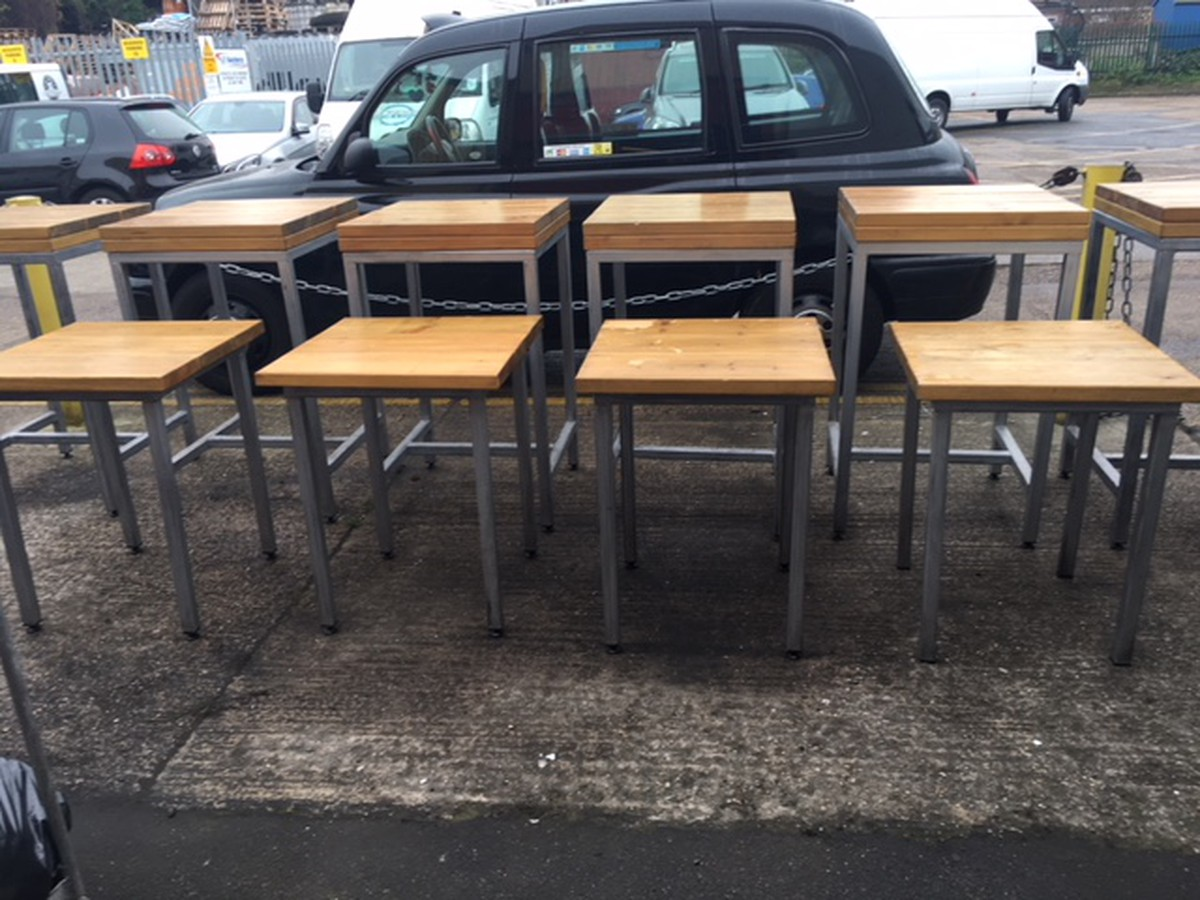 Low Tables For Sale Secondhand Pub Equipment Restaurant Or Cafe Tables 10x