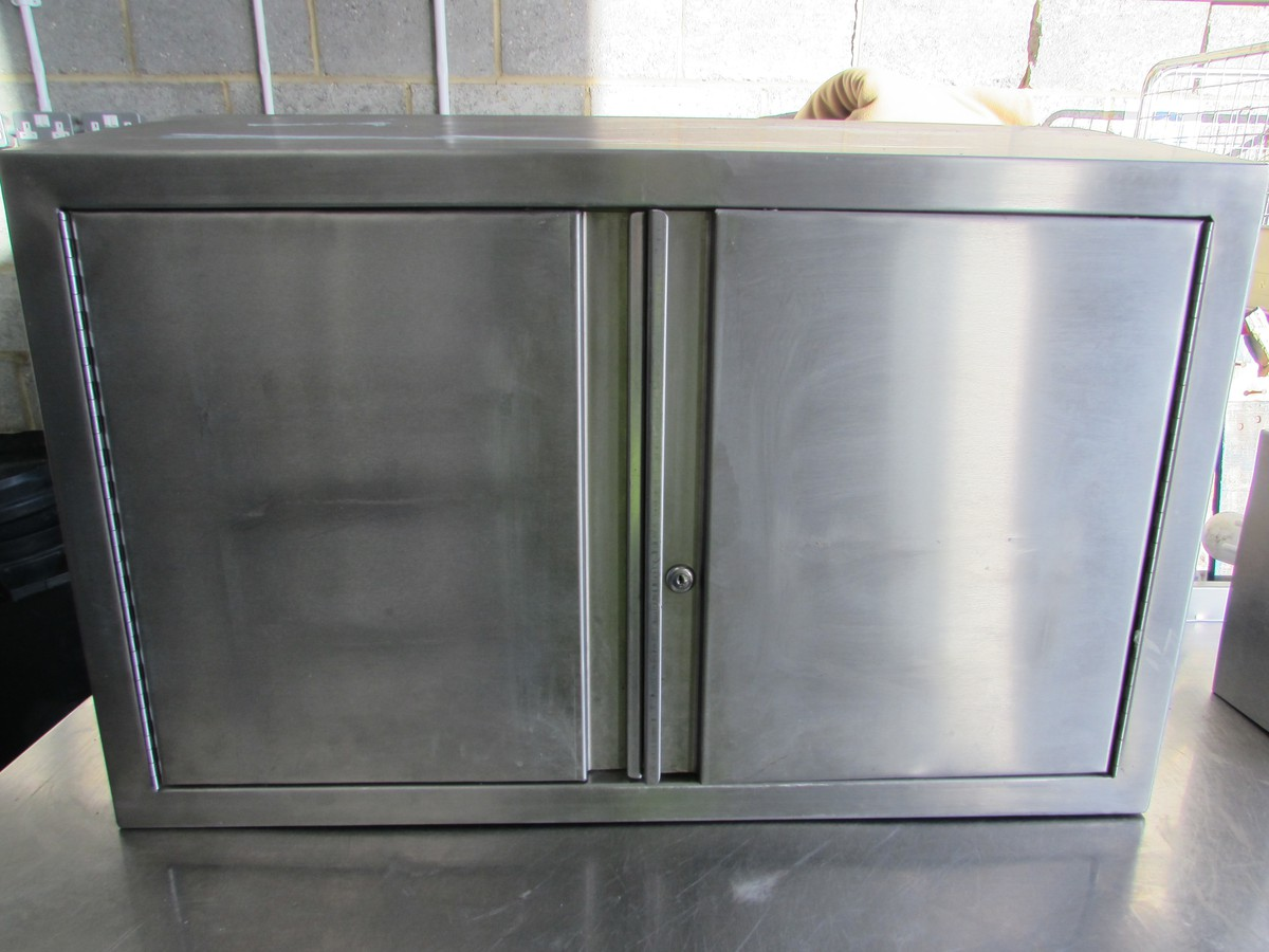 Steel Cabinet For Sale Secondhand Catering Equipment Kitchen Cupboards And