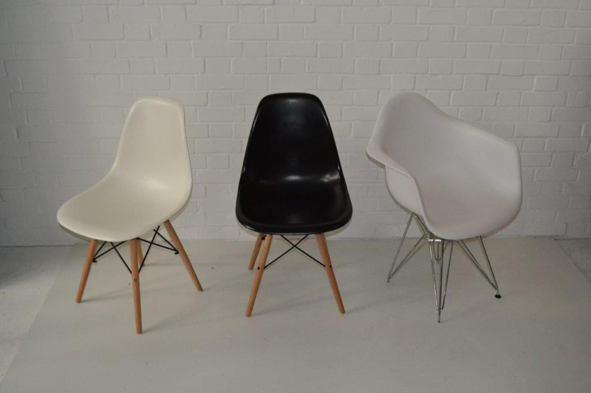 Secondhand Chairs And Tables Cafe Or Bistro Chairs - Eames Chair London