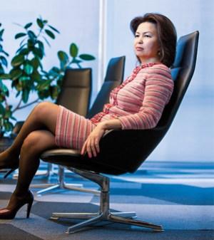 Асель Хаирова — управляющий партнер KPMG в Казахстане.