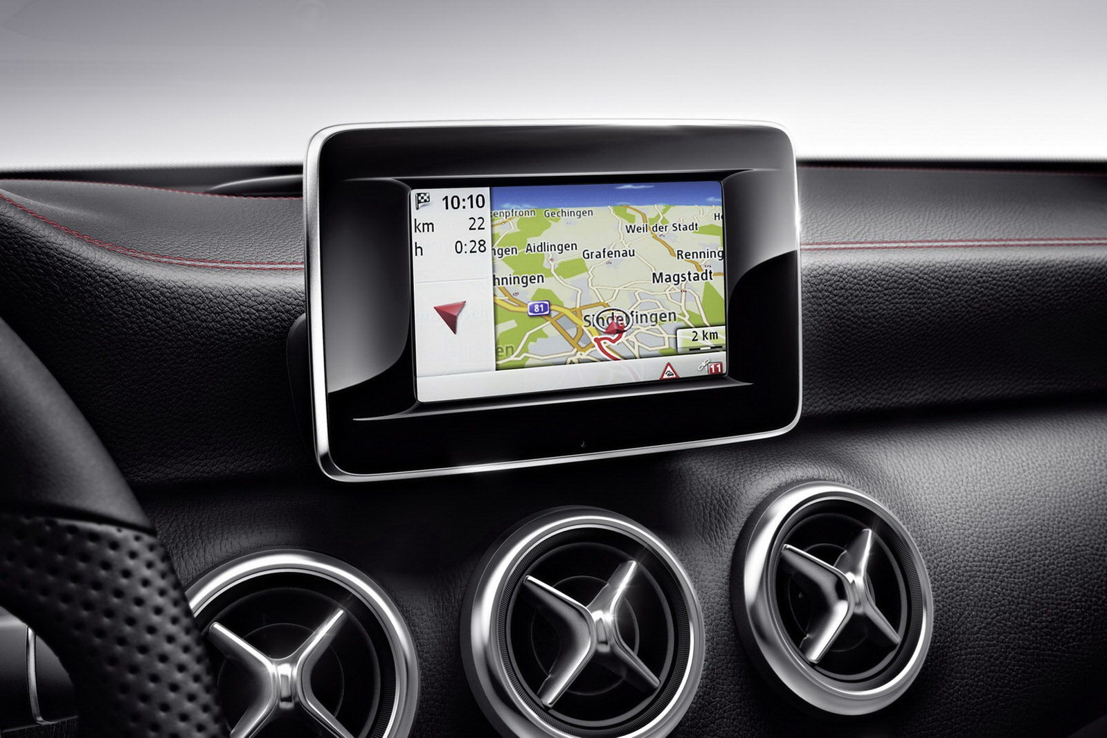 Mercedes A Class Interior New Mercedes Benz A Class Launched In The Uk Priced From