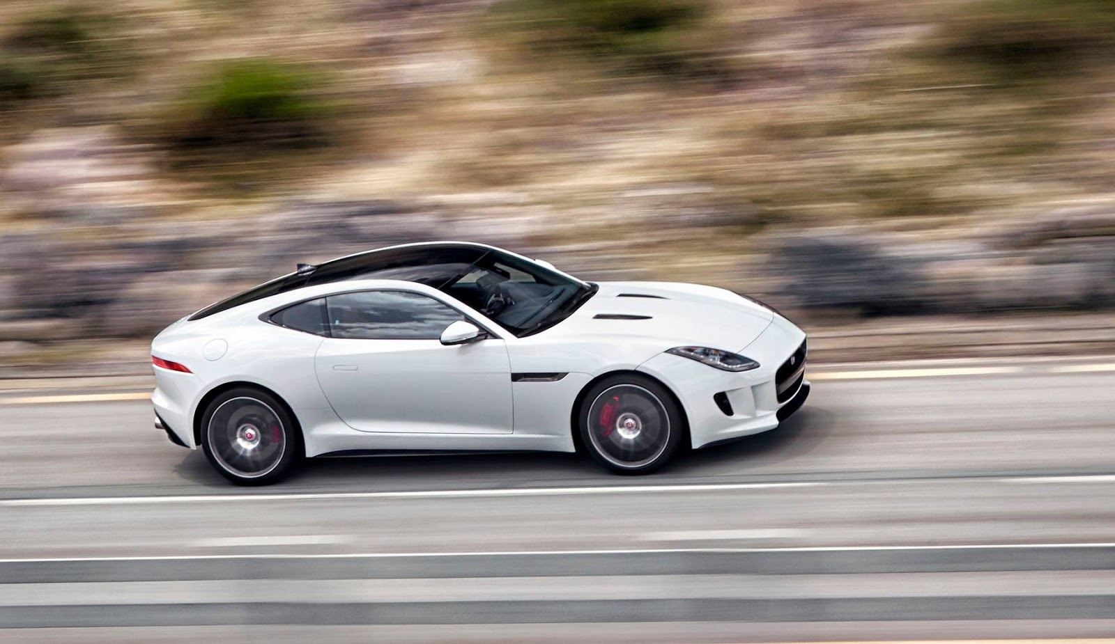 Jaguar Cars News Jaguar Cars News Jaguar F Type Coupe First Photos