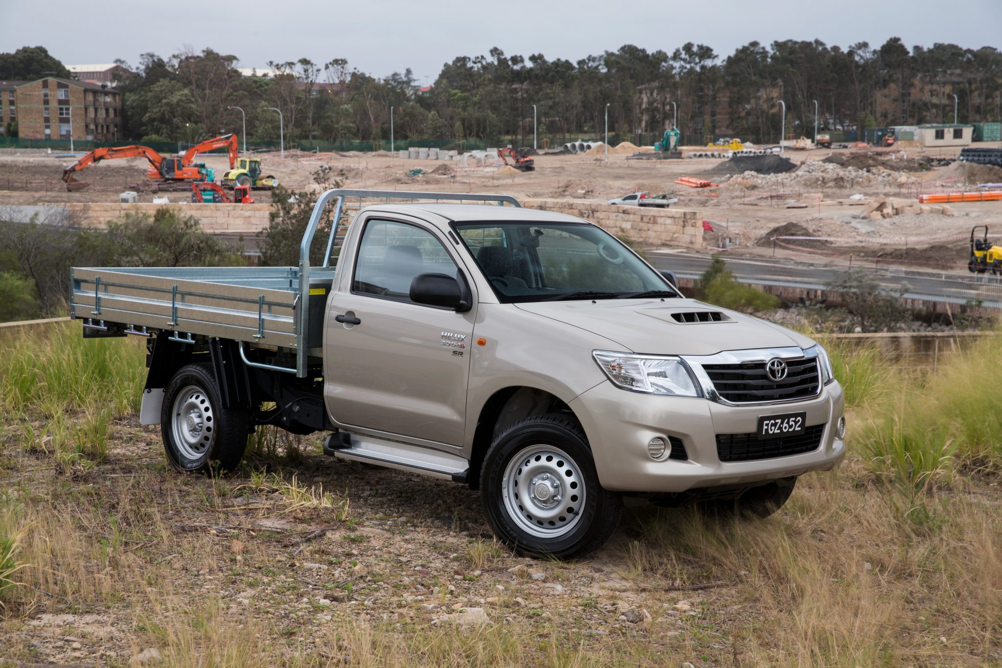 Pick Up Toyota Hilux Pick Up Forcegt