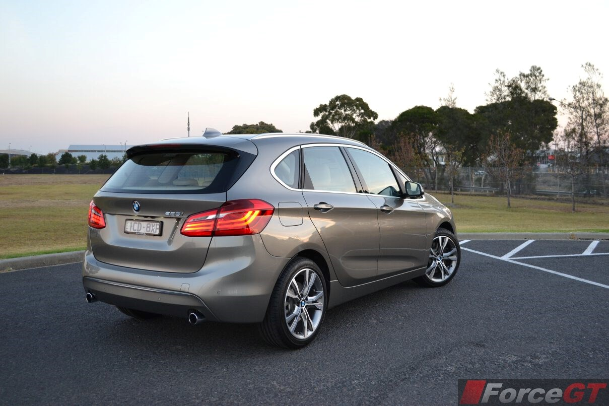 Bmw 2 Series Length Bmw 2 Series Active Tourer Review 2015 2 Series Active Tourer