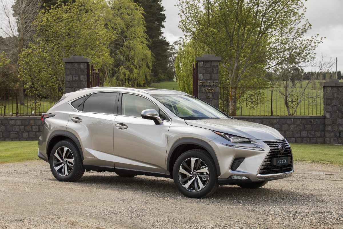 Lexus Nx 300h Sport Updated 2018 Lexus Nx Line Up What 39s New Forcegt