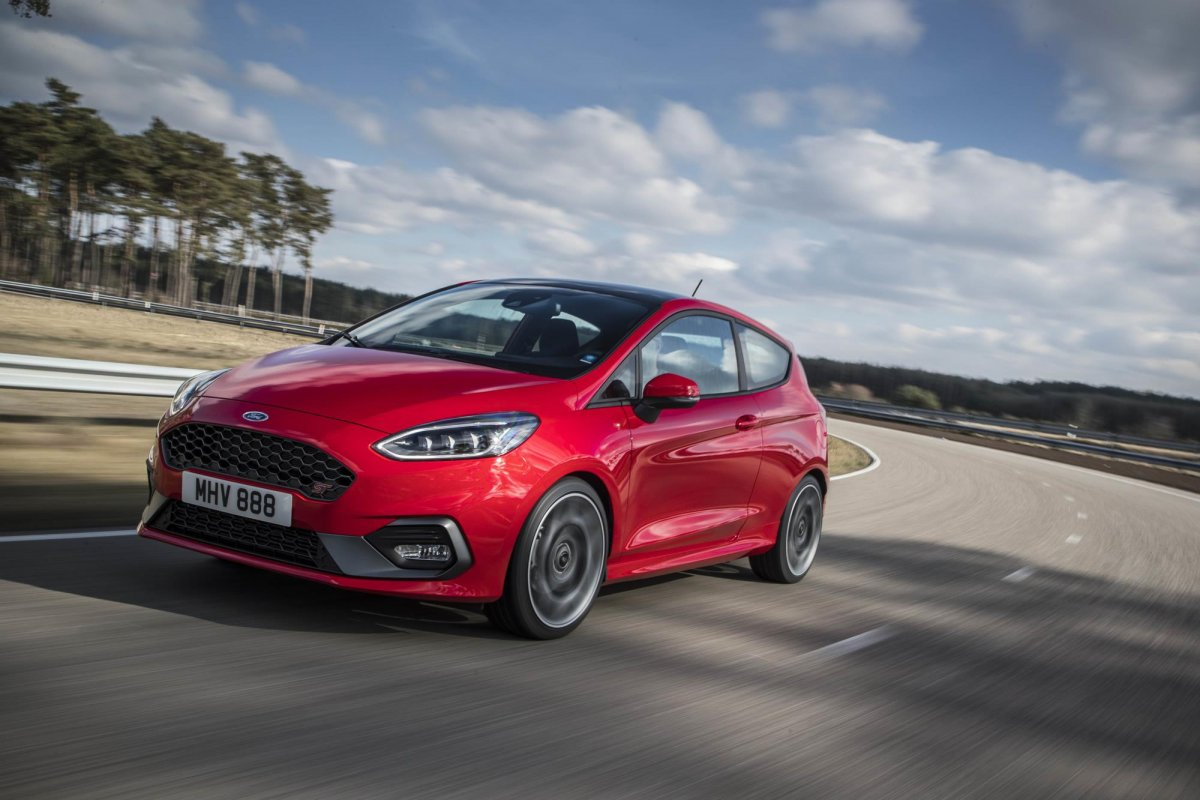 Ford Fiesta St All New Ford Fiesta St Confirmed For Australia In 2019