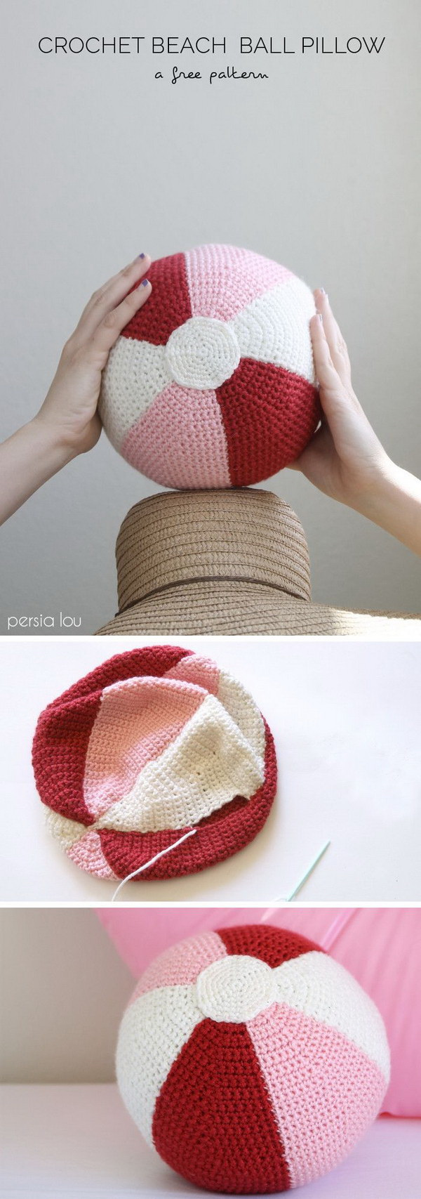 Beginner Crochet Ball Pattern : Easy Crochet Projects for Beginners - For Creative Juice