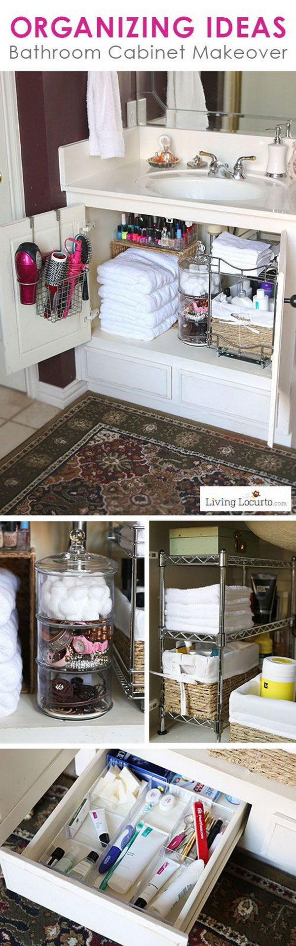 clever diy bathroom storage organization ideas for creative juice