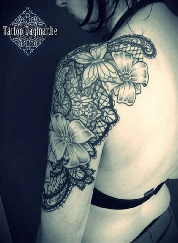1000  ideas about Lace Tattoo on Pinterest | Tattoos, Tattoo ...