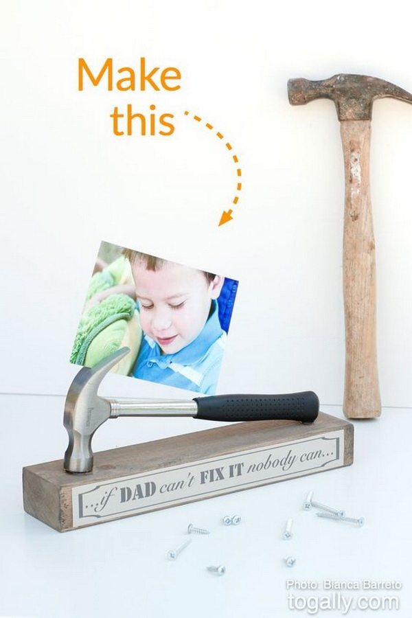 30 best diy father 39 s day gift ideas for creative juice for Best gifts for fathers day