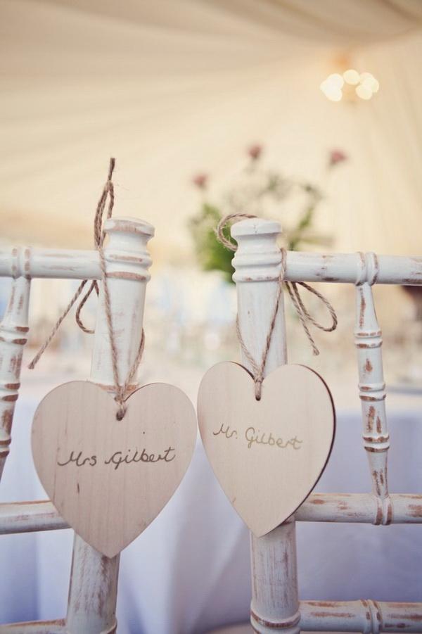 40 Awesome Shabby Chic Wedding Decoration Ideas