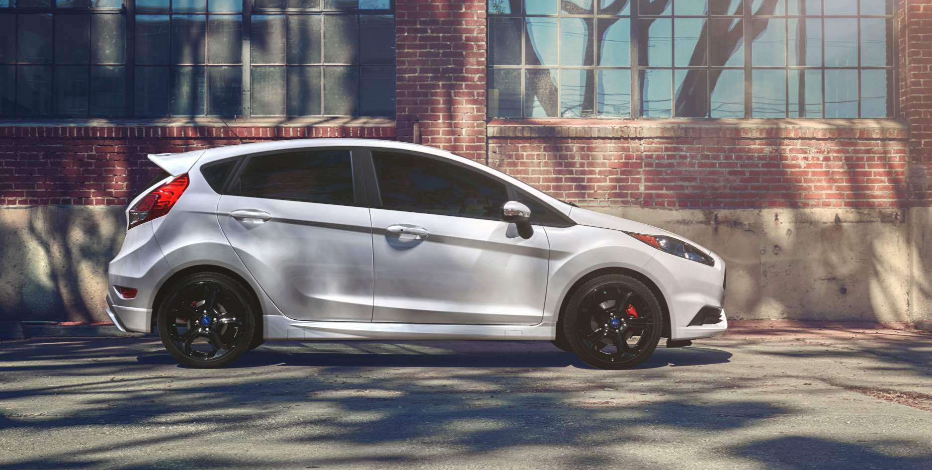 All Black Ford Fiesta 2017 Ford Fiesta St Ford Performance Ford