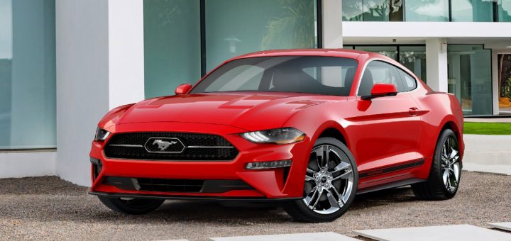 Ford Mustang Sales Fall To Dodge Challenger In Q4 2018