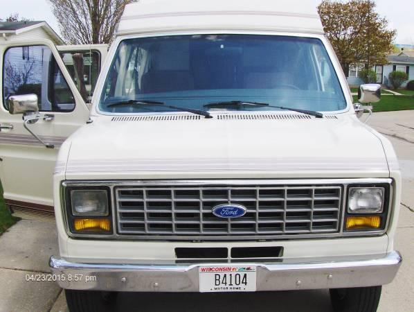 1991 Ford Camper For Sale in Kenosha, Wisconsin