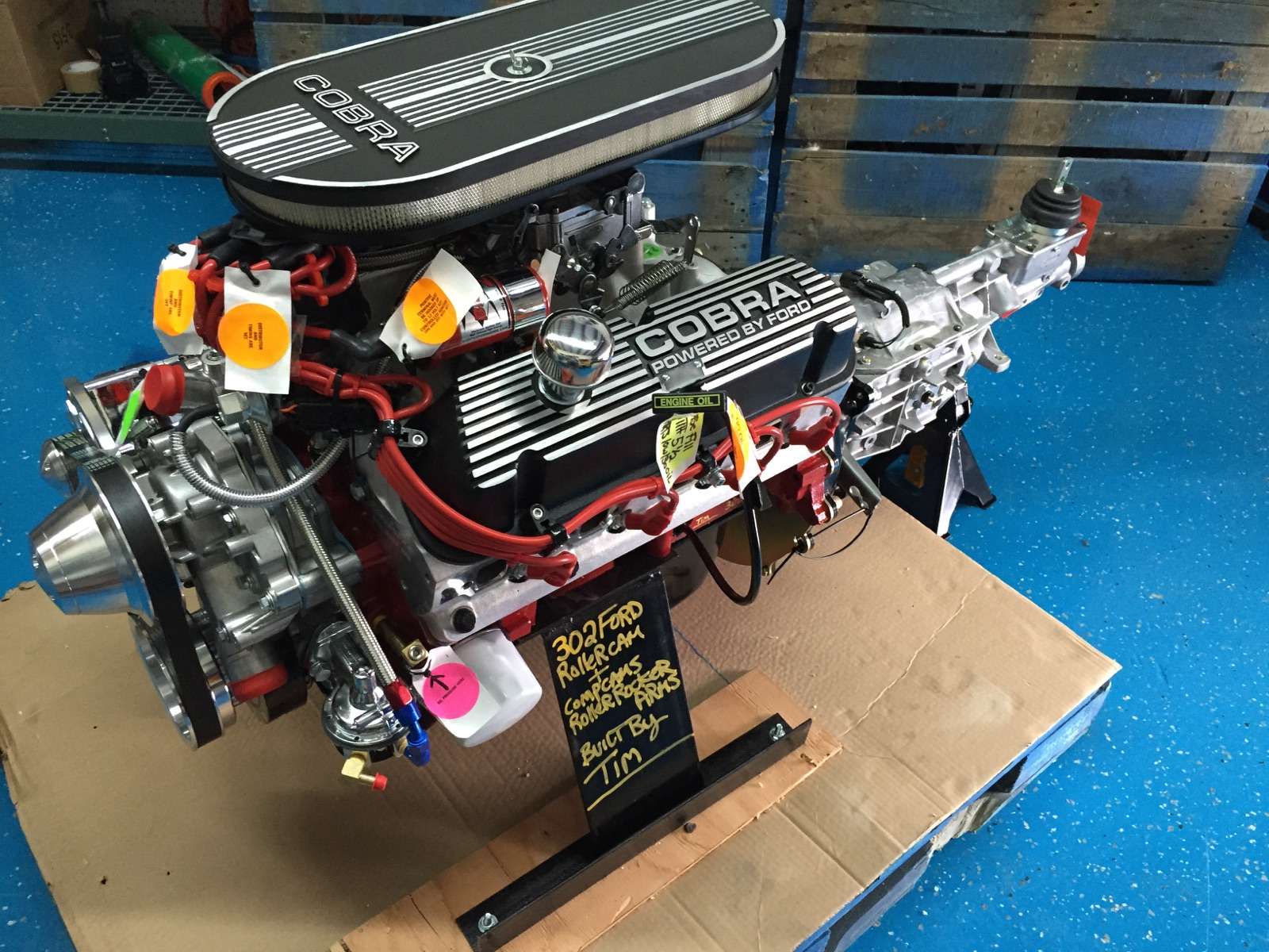 Crate Motors Leading Provider Ford Crate Engine And Transmission Packages