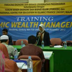 Foto Kegiatan FORDEBI & PSEBI FEB Universitas Padjajaran: Training, Seminar, dan Silaknas II pada 18-20 Desember 2012