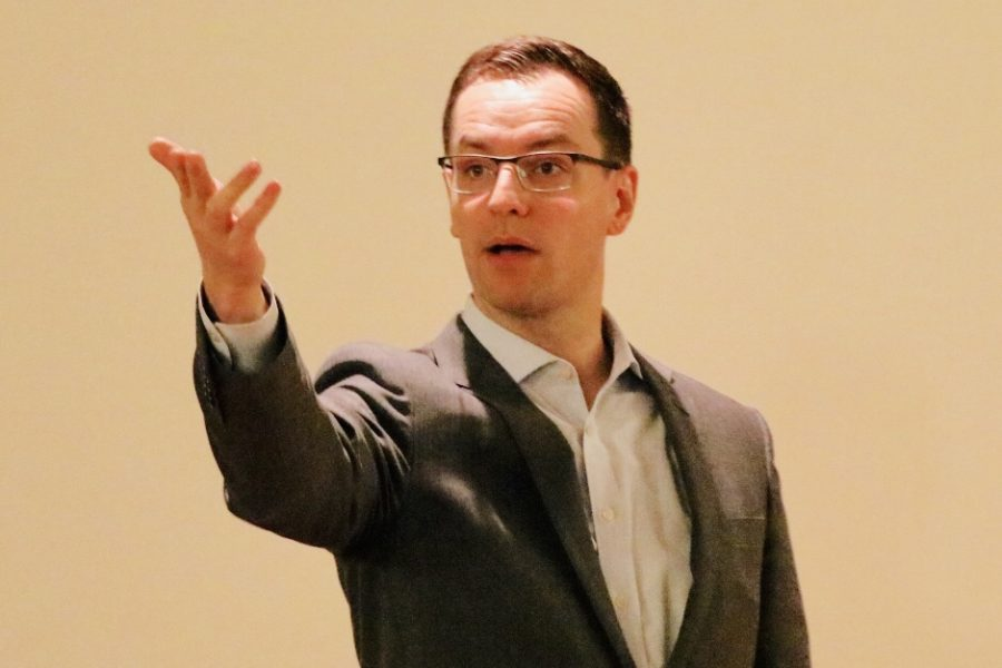 College Democrats Host Campaign Manager Robby Mook \u2013 The Fordham Ram