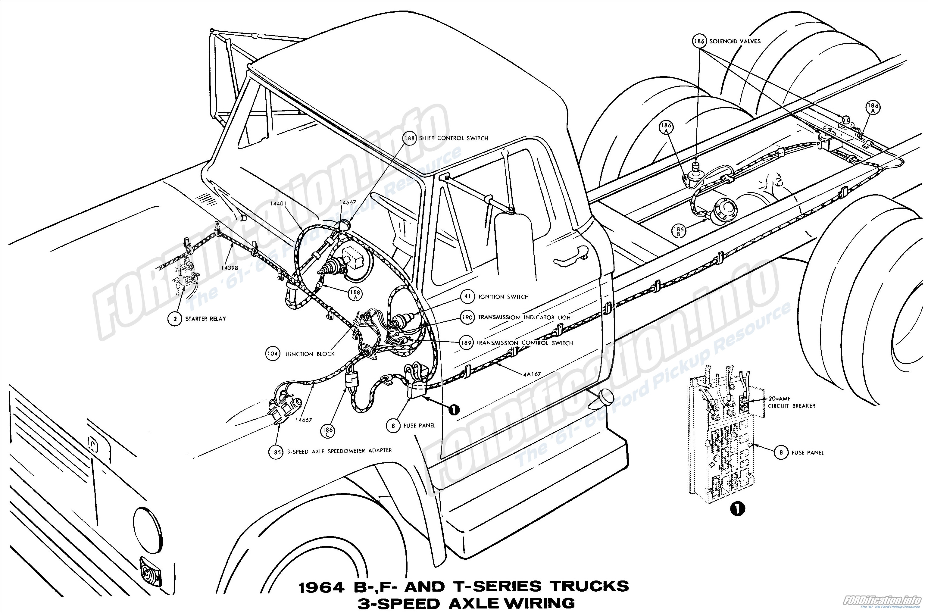 two speed axle wiring diagram
