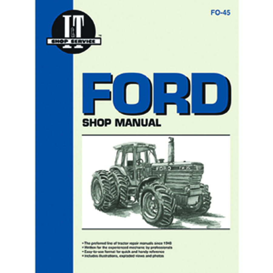 Ford 1710 Wiring Diagram 1115 2225 Ford New Holland Service Manual 160 Pages