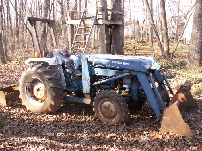 Ford 1910 Tractor Parts Helpline 1-866-441-8193