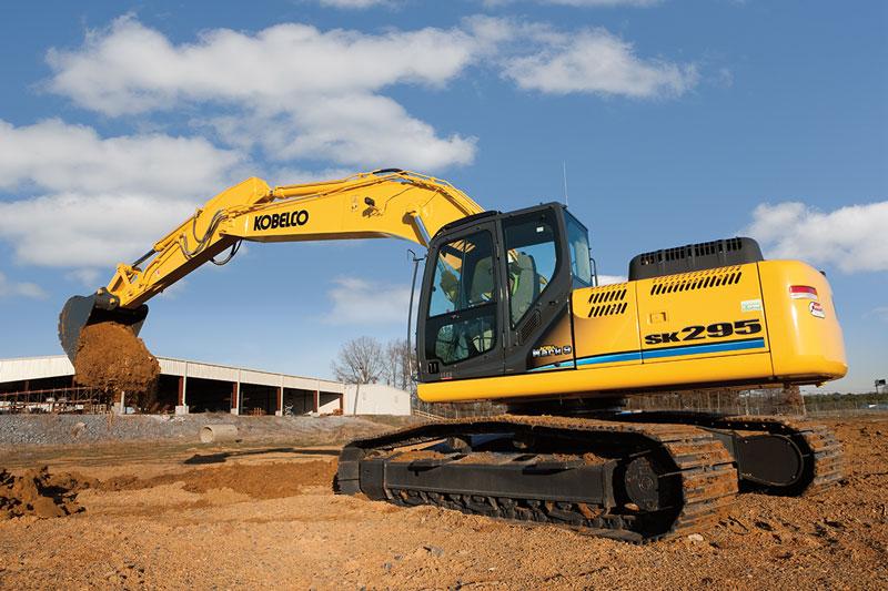 Kobelco SK210 Excavator Parts Online Parts Store Helpline 1-866-441