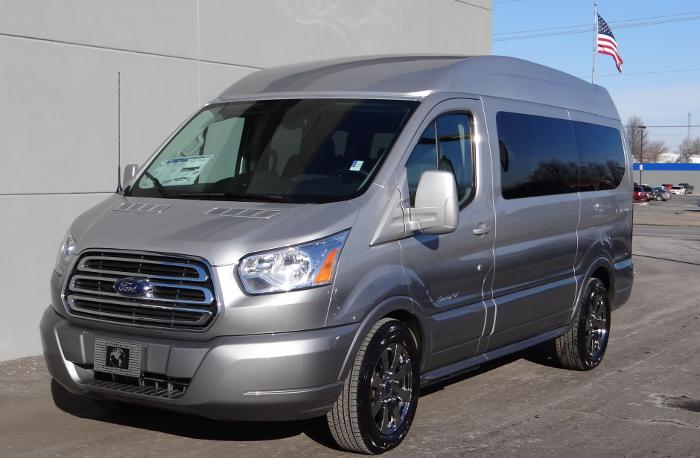 Ford Transit Van Conversions Inventory For Sale