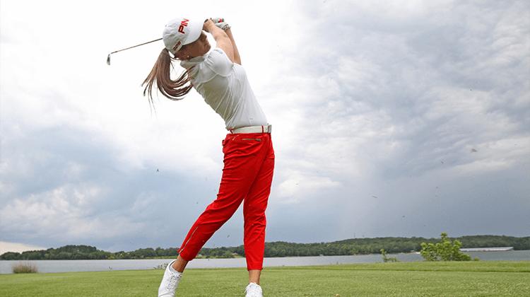Ashlan Ramsey aims for repeat in Georgia Women's Open
