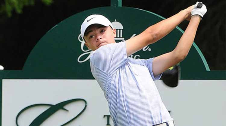 Newcomer Colin Bowles Wins Georgia Amateur Over Spencer Ralston