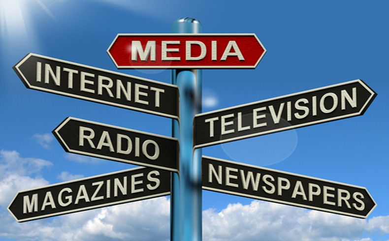 Transformation from traditional media to the worldwide information