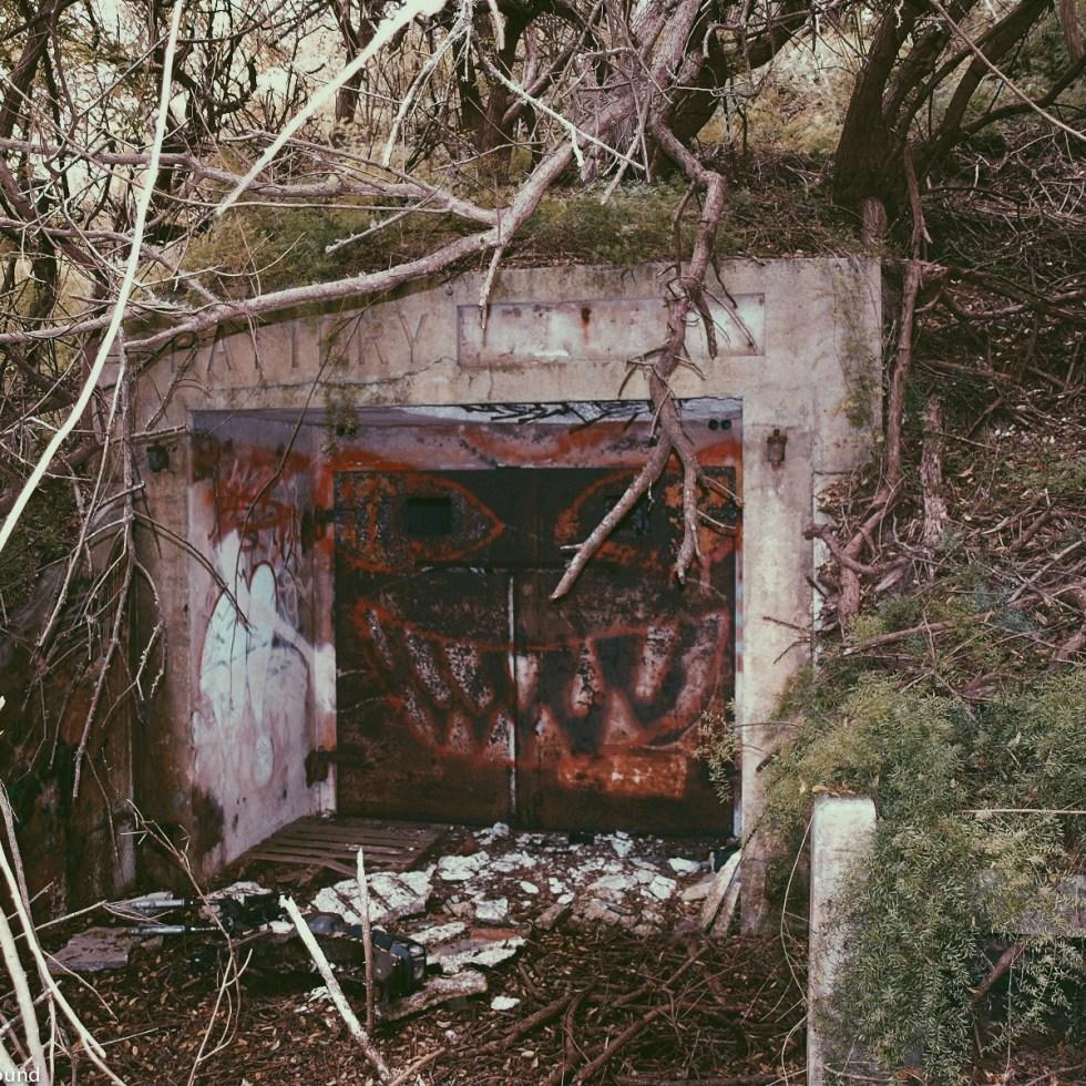 Tudor Hill Bunker Battery