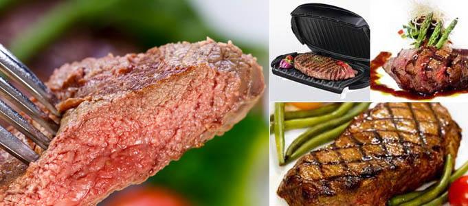 Delicious Foreman Grill Steak Recipes