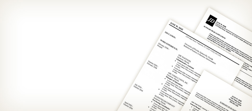 Free Resume Templates Download Free Resume Templates
