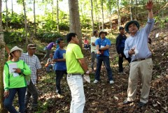Building trust to smartly invest in trees in the Philippines: A visit to the Tala-andig tribe