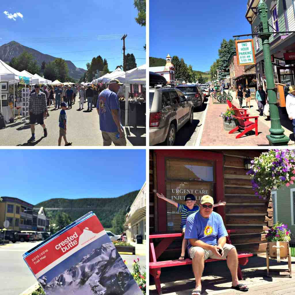 Family Vacation Crested Butte CO