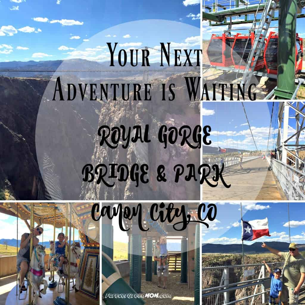 Family Vacation Royal Gorge Canon City CO