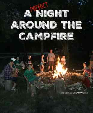 12 Classic songs to play around the campfire