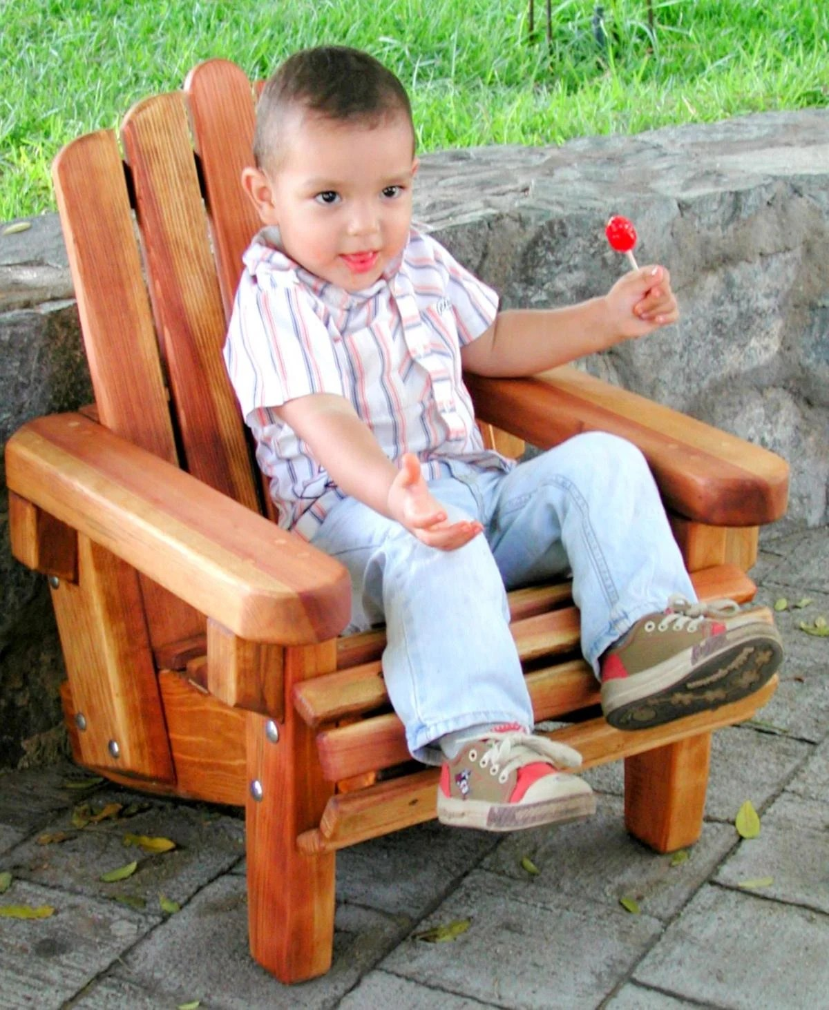 Kids Wooden Chair Kids Wooden Adirondack Chair Outdoor Wooden Chairs