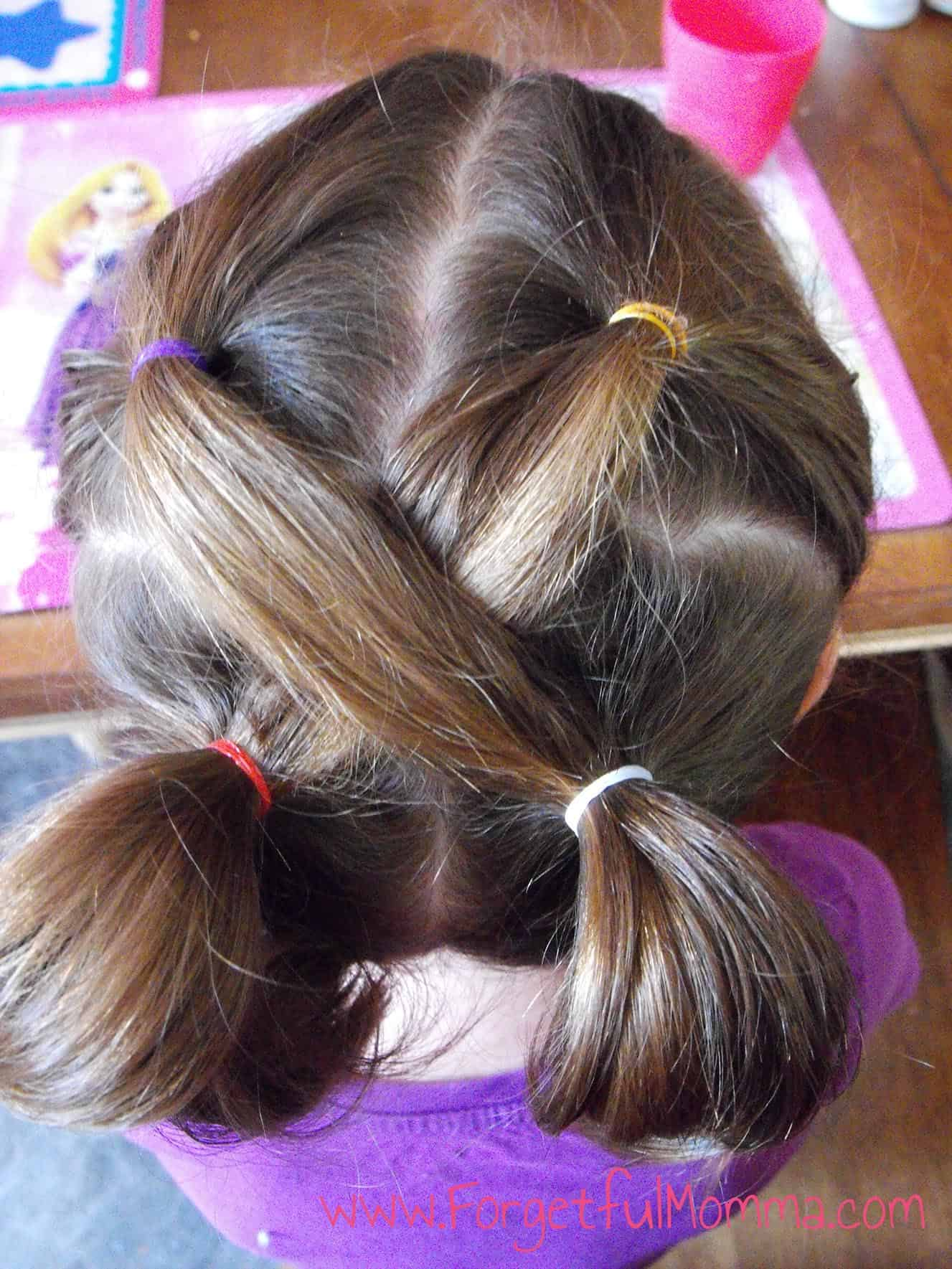 Hair Styles For Short Hair Little Girl Back To School Hair For Little Girls Forgetful Momma